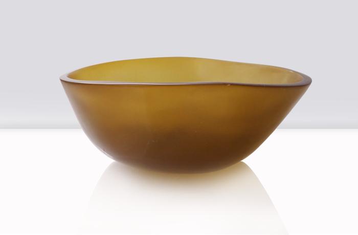 bowl dulcero de resina