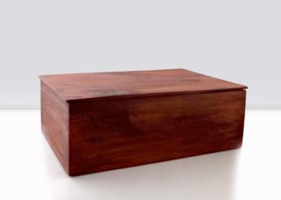Caja rectangular chica